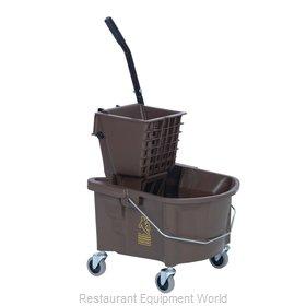 Continental 226-312BZ Mop Bucket Wringer Combination