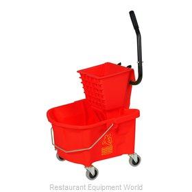 Continental 226-312RD Mop Bucket Wringer Combination