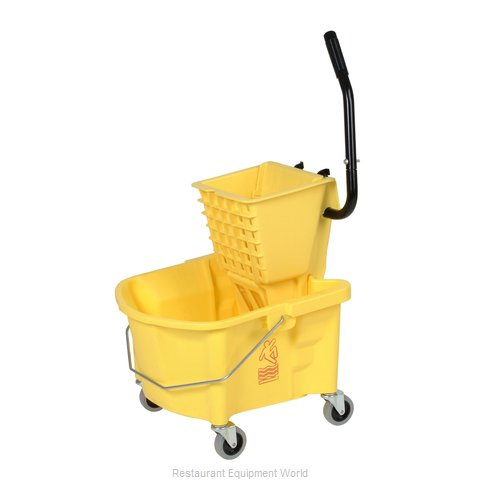 Continental 226-312YW Mop Bucket Wringer Combination