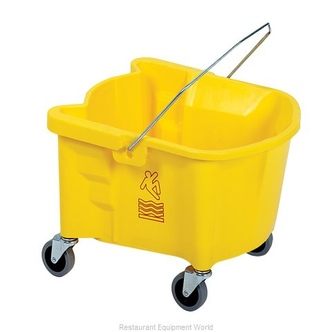 Continental 226-3YW Mop Bucket (Magnified)