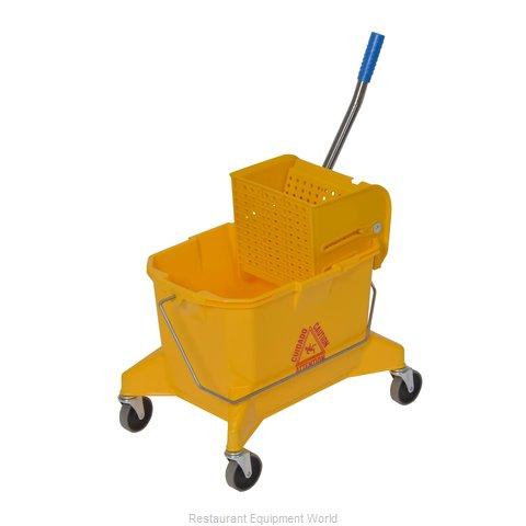 Continental 24TC Mop Bucket Wringer Combination