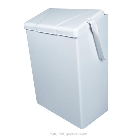 Continental 250W Sanitary Napkin Receptacle