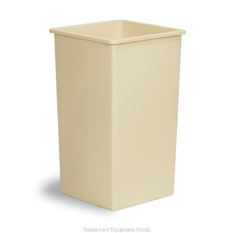 Continental 25BE Trash Garbage Waste Container Stationary