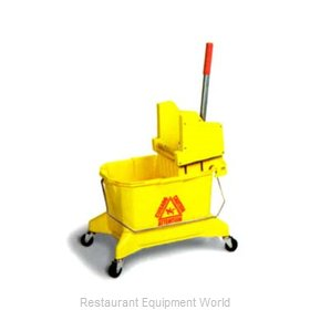 Continental 266-32YW Mop Bucket Wringer Combination