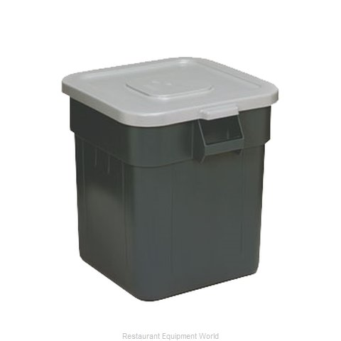 Continental 2800GY Trash Garbage Waste Container Stationary