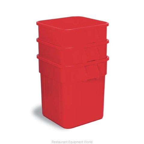 Continental 2800RD Trash Garbage Waste Container Stationary