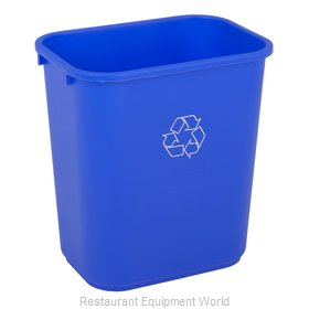 Continental 2818-1 Recycling Receptacle / Container