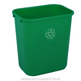 Continental 2818-2 Recycling Receptacle / Container