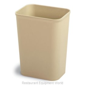 Continental 2907SD Waste Basket, Plastic