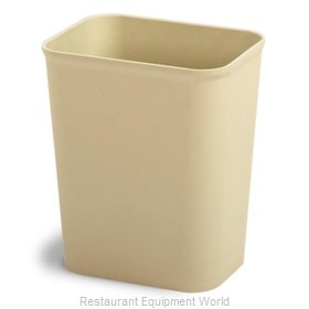 Continental 2914SD Waste Basket, Plastic
