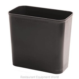 Continental 2927GY Waste Basket, Plastic