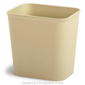 Continental 2927SD Waste Basket, Plastic