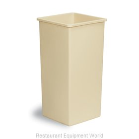 Continental 32BE Trash Receptacle, Indoor