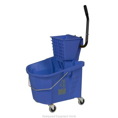 Continental 335-312BL Mop Bucket Wringer Combination