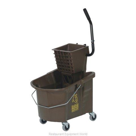 Continental 335-312BZ Mop Bucket Wringer Combination
