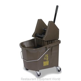 Continental 335-37BZ Mop Bucket Wringer Combination
