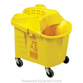 Continental 335-39YW Mop Bucket Wringer Combination