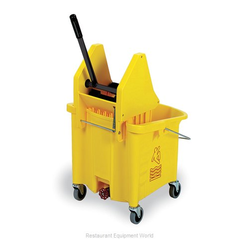Continental 336-312YW Mop Bucket Wringer Combination