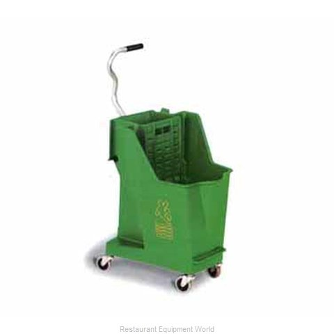 Continental 351GN Mop Bucket Wringer Combination