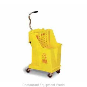 Continental 351YW Mop Bucket Wringer Combination