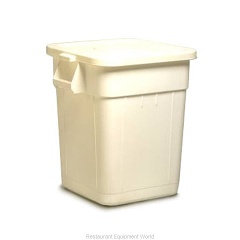 Continental 4000GY Trash Garbage Waste Container Stationary