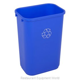 Continental 4114-1 Recycling Receptacle / Container