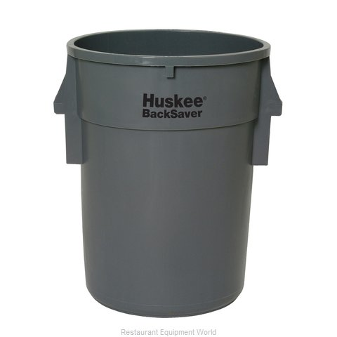 Continental 4410GY Trash Garbage Waste Container Stationary