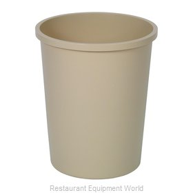 Continental 4438BE Waste Basket, Plastic