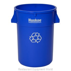 Continental 4444-1 Recycling Receptacle / Container