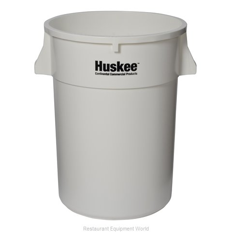 Continental 4444WH Trash Garbage Waste Container Stationary