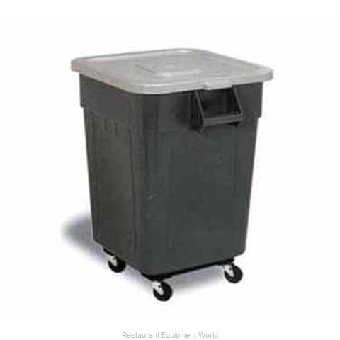 Continental 5001GY Cover Garbage Waste Receptacle Can