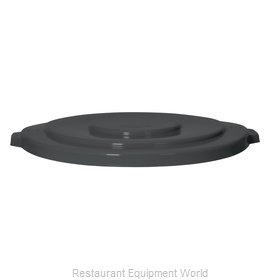 Continental 5501GY Trash Receptacle Lid / Top