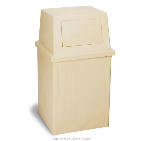 Continental 5750BE Trash Garbage Waste Container Stationary