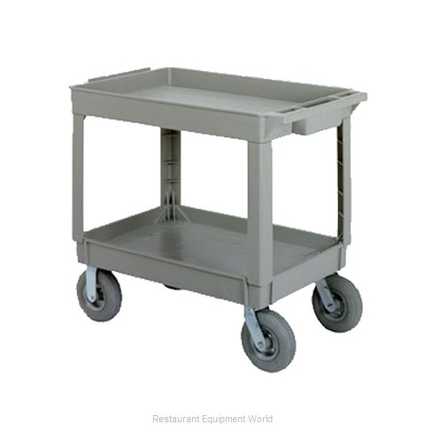 Continental 5805GY-PN Utility Cart (Magnified)