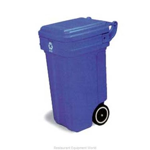 Continental 5850-1 Waste Receptacle Recycle