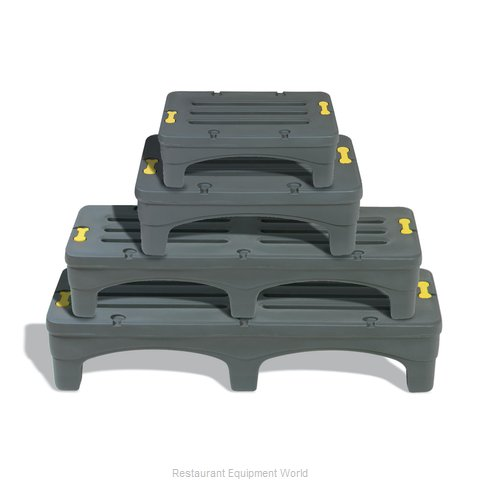 Continental 5948 Dunnage Rack Louvered Slotted