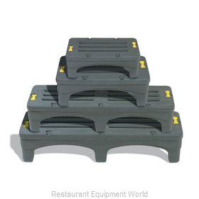 Continental 5948 Dunnage Rack, Louvered Slotted