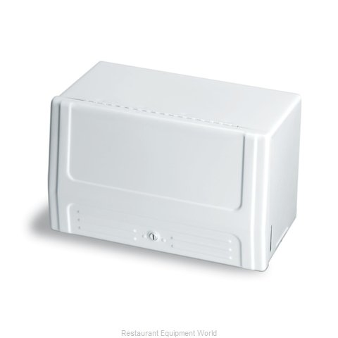 Continental 630W Paper Towel Dispenser (Magnified)