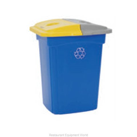 Continental 656-1 Waste Receptacle Recycle