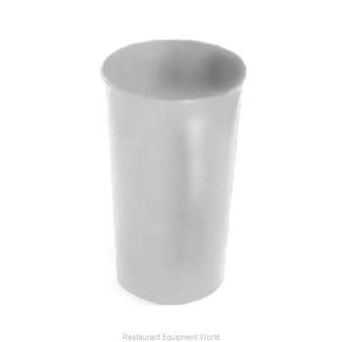 Continental 75GY Waste Basket Metal
