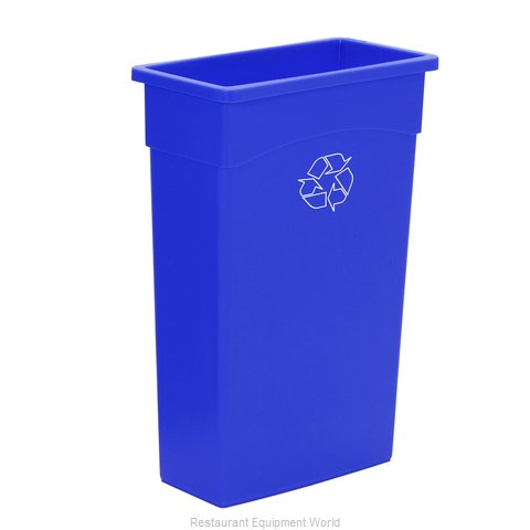 Continental 8322-1 Waste Receptacle Recycle