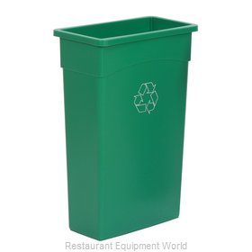 Continental 8322-2 Waste Receptacle Recycle