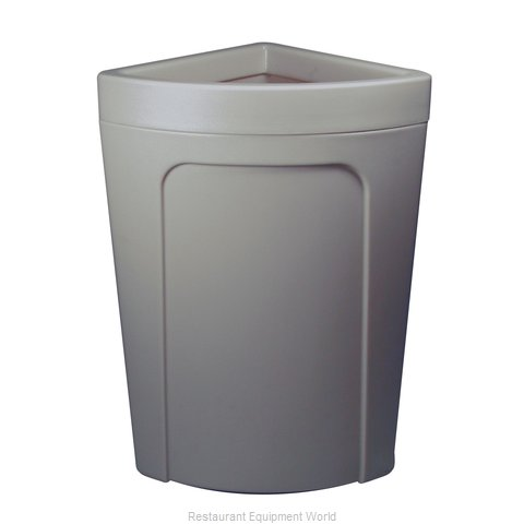 Continental 8324GY Waste Receptacle Recycle