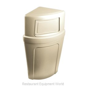 Continental 8325BE Waste Receptacle Recycle