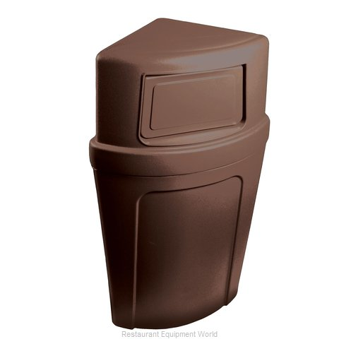Continental 8325BN Waste Receptacle Recycle