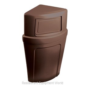 Continental 8325BN Recycling Receptacle / Container