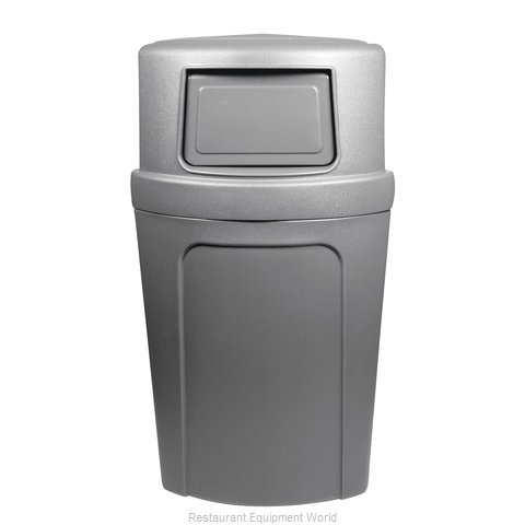 Continental 8325GY Waste Receptacle Recycle