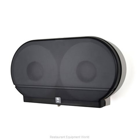 Continental 842 Toilet Tissue Dispenser (Magnified)