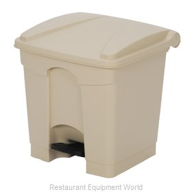 Continental 8BE Trash Receptacle, Indoor