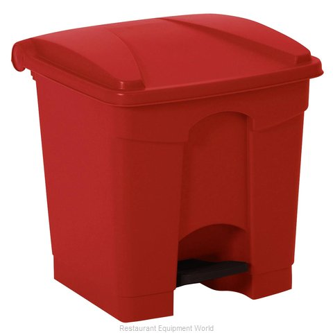 Continental 8RD Trash Receptacle, Indoor